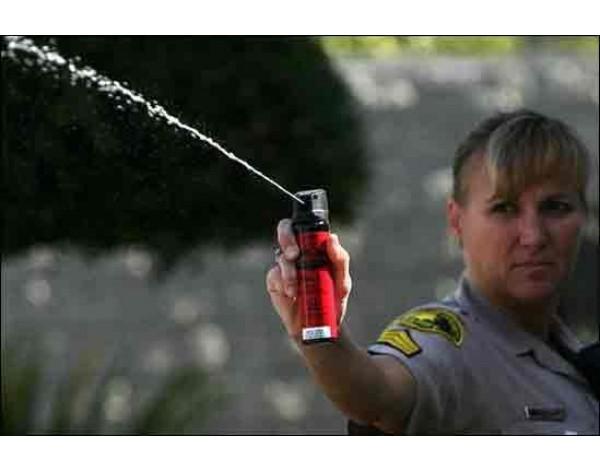 Газовые баллончики лучшее средство самообороны
