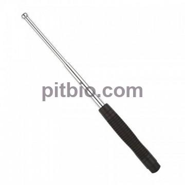 Телескопическая дубинка ESP 18 HE Chrome с эргономичной ручкой