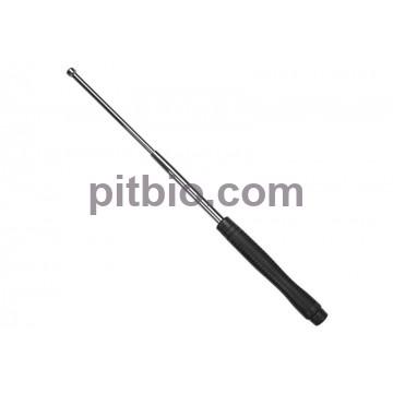Телескопическая дубинка ESP 21 HE Chrom с эргономичной ручкой
