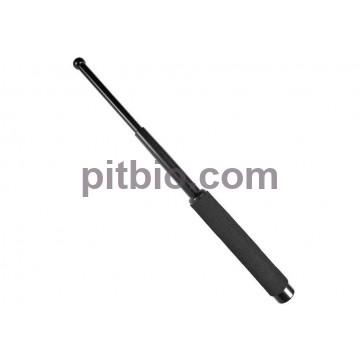 """Телескопическая дубинка GS 21"""" пропиленовая ручка"""