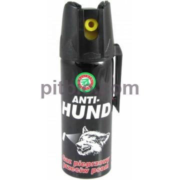Газовый баллончик Anti-Hund 50мл