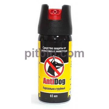 Газовый баллончик AntiDog 65мл