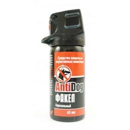 Газовый баллончик AntiDog Факел 65мл