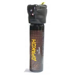 Газовый баллончик Дракон Торнадо с фонариком 100мл