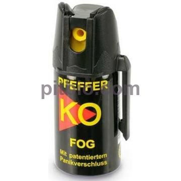 Газовый баллончик PFEFFER KO FOG 40мл