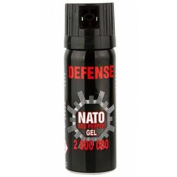 Газовый баллончик Nato Gel 50мл