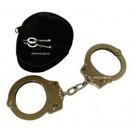 Наручники стальные полицейские USA премиум