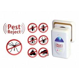 Отпугиватель тараканов, грызунов и насекомых Pest Reject ультразвуковой